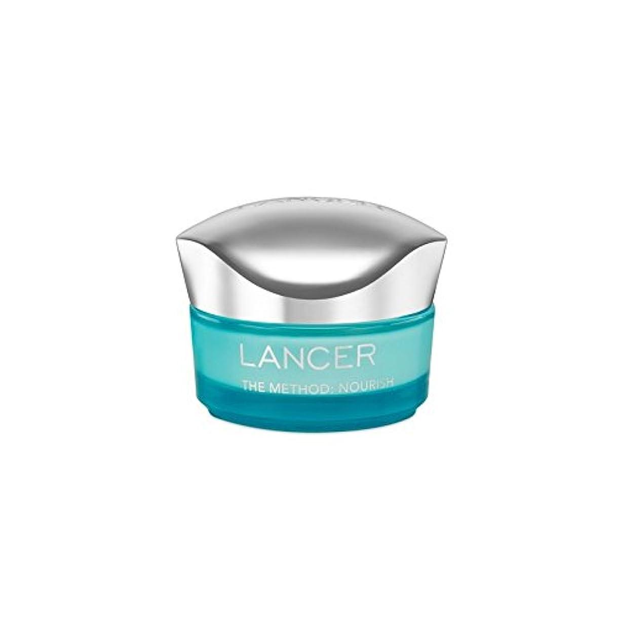 満了段階ナビゲーションランサーは、この方法をスキンケア:モイスチャライザー(50)に栄養を与えます x4 - Lancer Skincare The Method: Nourish Moisturiser (50ml) (Pack of 4) [並行輸入品]