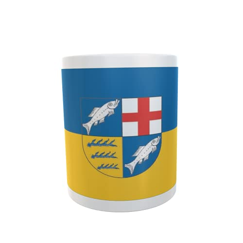 U24 Tasse Kaffeebecher Mug Cup Flagge Landkreis Konstanz