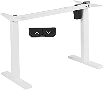 Vivo Compact Electric Stand Up Desk Frame for 34 to 71 inch Table Tops