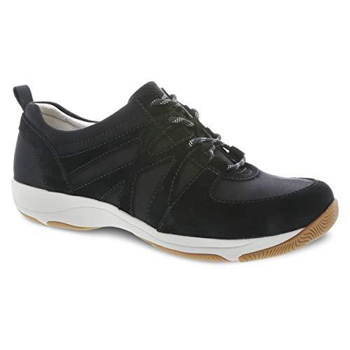 Dansko Women's Hatty Black Sneakers 11.5-12 Medium Width US Size Range