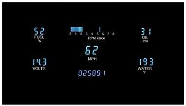 Best dakota digital gauges for sale Reviews