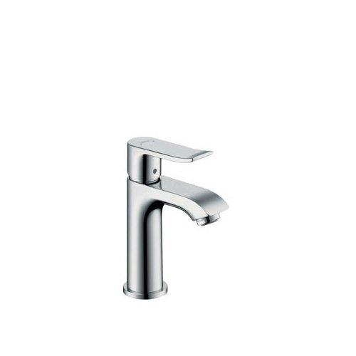 Hansgrohe Waschtischmischer 100 Metris für Handwaschbecken chrom # 31088000