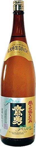『大谷酒造 鷹勇 純米吟醸 なかだれ [ 日本酒 鳥取県 1800ml ]』のトップ画像