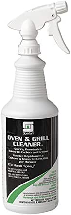 Spartan Oven Grill Cleaner Max 45% OFF RTU Case 12 Quarts - Ranking TOP19
