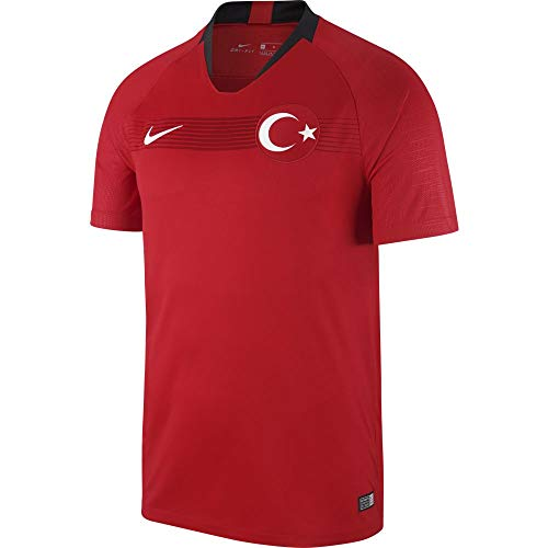 Nike Herren Breathe Turkey Stadium SS Trikot, University red/Black/White, S