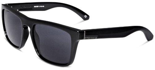 Quiksilver Sonnenbrille - Gafas para hombre, tamaño 57x17x140, color negro