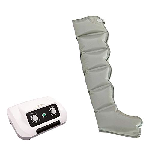 Fantastic Deal! Leg Massager Pneumatic Kneading Foot Knee Physiotherapy Instrument Electric Pain Rel...