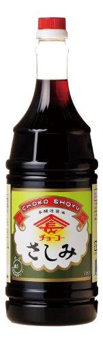 チョーコー醤油 チョーコー さしみしょうゆ 1.8L