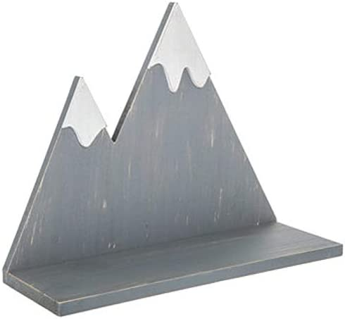 Ski Limited Don't miss the campaign time cheap sale Lodge Decor Shelf Mountain Wall f Peaks Capped Hanging