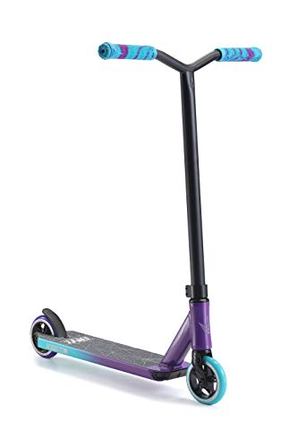 Envy Scooters One S3 Complete Scooter- Purple/Teal