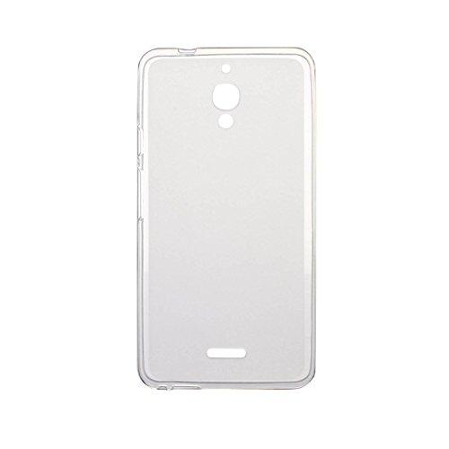 Easbuy Handy Hülle Soft Silikon Case Etui Tasche für Alcatel One Touch Pixi 4 (6.0 Zoll) 6,0 Zoll 4G Version OT 9001D 9001A 9001X 9001 Smartphone Cover Handytasche Handyhülle Schutzhülle