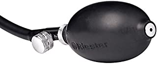 Riester RI-10361 - Bombilla de recambio para esfigmomanómetro Ri-San, color negro