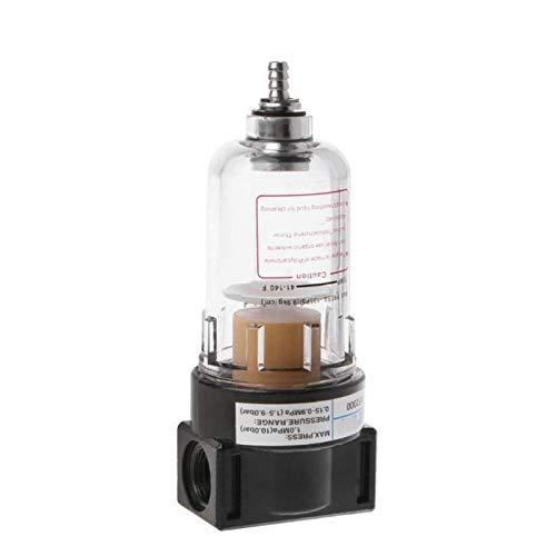 L-Yune,bolt Filtro de Aire neumático 1pcs Tratamiento de la Fuente for la separación de Agua y Aceite del compresor AF2000 (tamaño : 10.3 x 4 x 4cm)