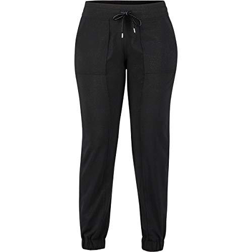 Marmot Damen Avision Jogger Strumpfhose, Black, XS