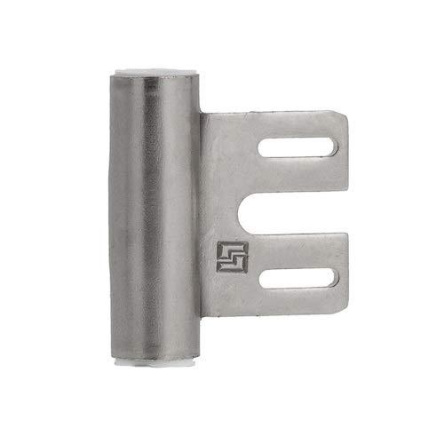 Rahmenteil für 3-tlg. Bänder 38,5 mm für Stahlzargen (1)