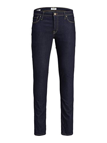 Jack & Jones NOS Herren Slim Jeans JJIGLENN JJORIGINAL AM 814 NOOS, Blau (Blue Denim), W28/L32 (Herstellergröße: 28)