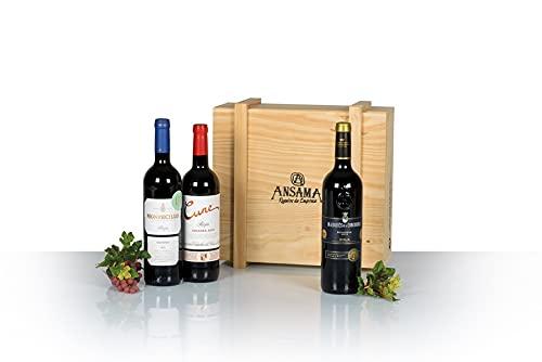 Surtido Vinos de Rioja Ref. 232