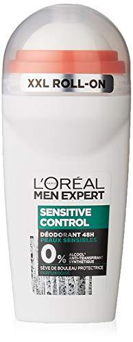 L'Oréal Men Expert Sensitive Control Déodorant Bille Homme Peau Sensible 50 ml