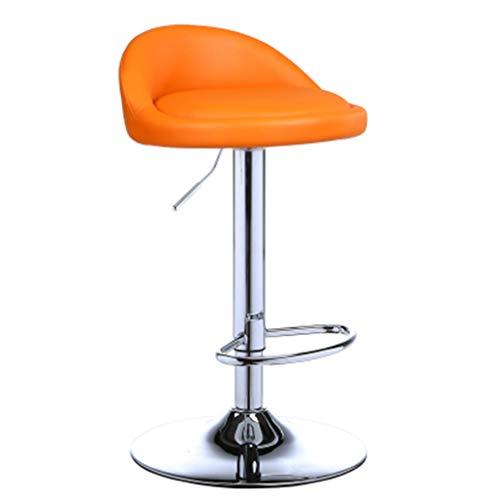 Tuqia Meubel Make-upstoel, hoge achterpralling zitvlak verstelbaar hoogte barkruk kledingwinkel proberruimte slaapkamer kruk multiple Color woonkamermeubels stoelen