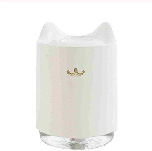 No logo SHENNJRR ultrasone USB-luchtbevochtiger leuke kat kantoor decoratie thuis etherische olie aroma diffuser