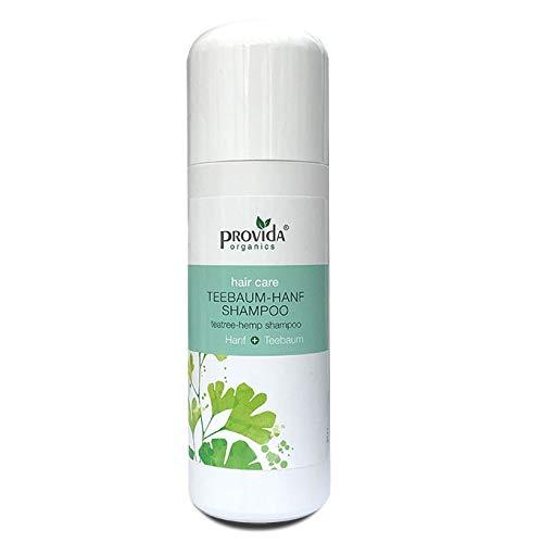 Provida - Teebaum Hanf Shampoo - 150 ml