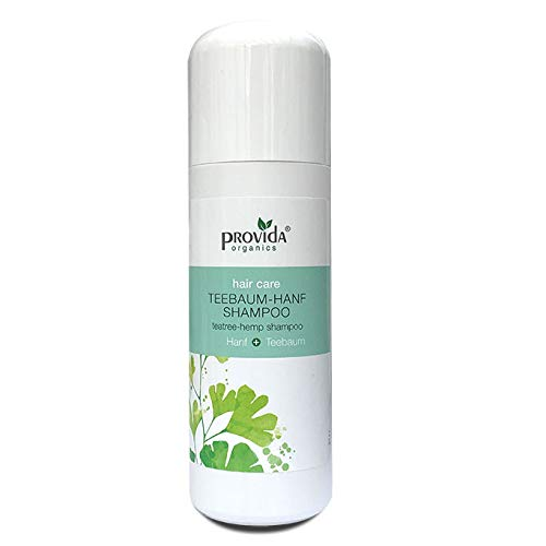 Shampooing Provida à l'arbre à thé - Chanvre - 150 ml