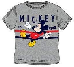 SUN CITY T-shirt Mickey Gris PS Enfant 4 ans
