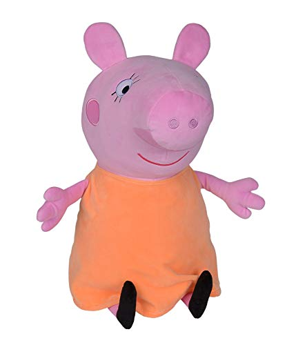Simba 109261004 Peppa Pig Plüsch Mama Wutz, 35cm