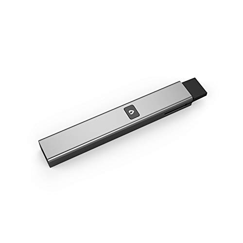Design E Zigarette Pod System - Shisha Starter Set - Der e shisha Stick ist sofort einsatzbereit - E-Zigarette (Space Grey)