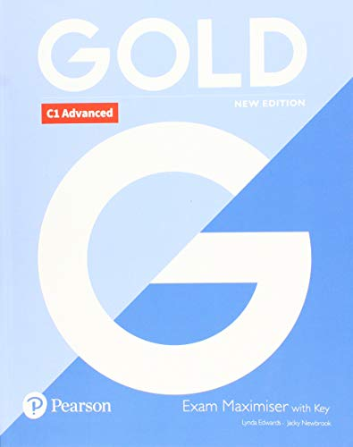 Gold C1 Advanced New Edition Exam Maximiser with Key