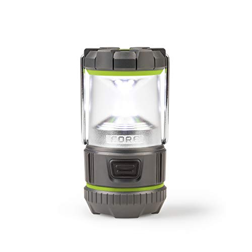CORE 100 Lumen LED Mini Battery Lantern, 3 AA (not Included), Camping Emergency Lantern