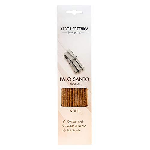 Incienso Palo Santo Heiliges Madera Jiri and Friends 100% Natural 15