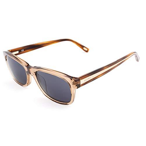 Loewe SLW829510913 Gafas, SHINY TRANSPARENT BEIGE, 51x18x140 para Mujer