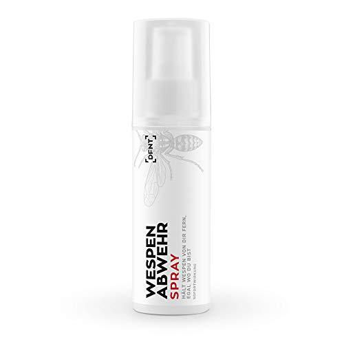 DFNT Wespenspray 100ml | Effektive Wespenabwehr für unterwegs | Biologisch abbaubares Anti Wespen Spray | Wespen Schaum und Wespenfalle Alternative