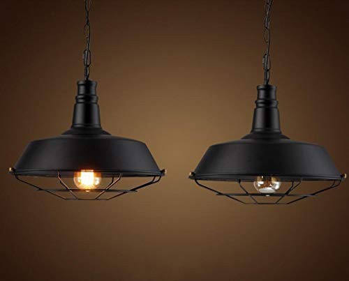 YANG Loft Industrial Style Retro Eisen Kronleuchter Restaurant Light Cafe Parkett Kronleuchter,C2