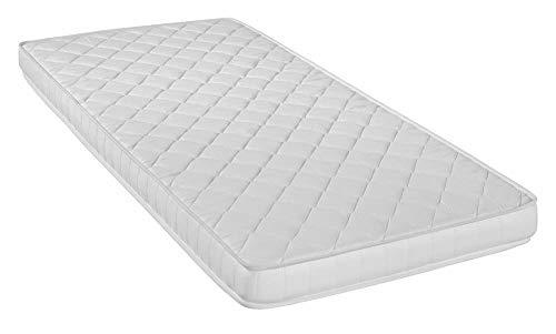 Relaxsan Komfortschaum-Matratze 90 x 200 cm, 7-Zonen-Wellenprofil, H2