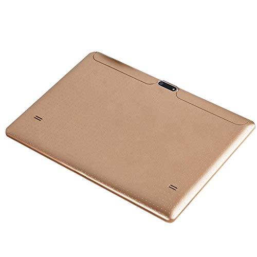 Meisijia UE Plug 10.1inch Tablette pC Octa Dual Core Cartes SIM 1200x 1920Compatible avec Android 5.1PC/6.0GPS