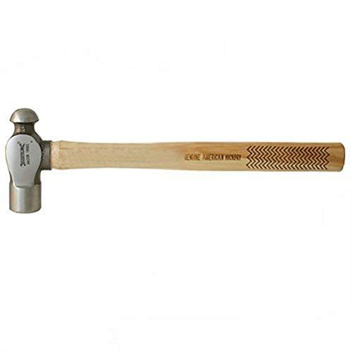 Silverline HA15B Ingenieurhammer mit Hickorystiel 227 g