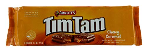 Arnotts Tim Tam Chewy Caramel - 175g by Arnotts Tim Tam