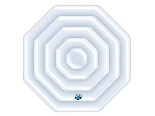 Opblaasbare cover NetSpa | 8-hoek