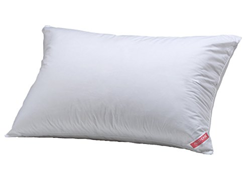 Aller-Ease Hot Water Washable Allergy Pillow, Standard, Extra Firm (Renewed)