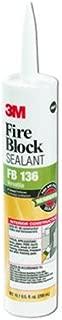 3M FB 136 10 Oz. Fire Block Sealant (Case of 12)