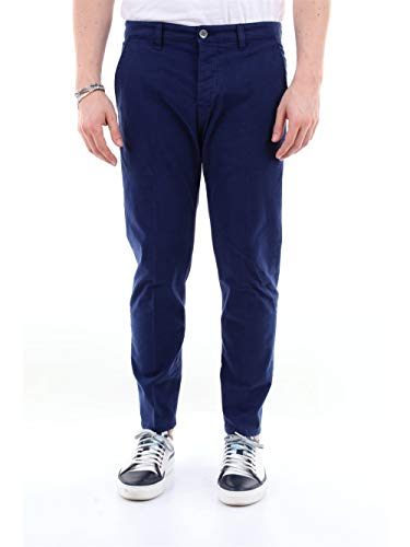 Haikure HEM03174GS177 Chino Uomo Bluette 30