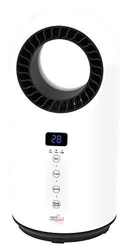Melchioni Family STORM - Calefactor cerámico sin aspas