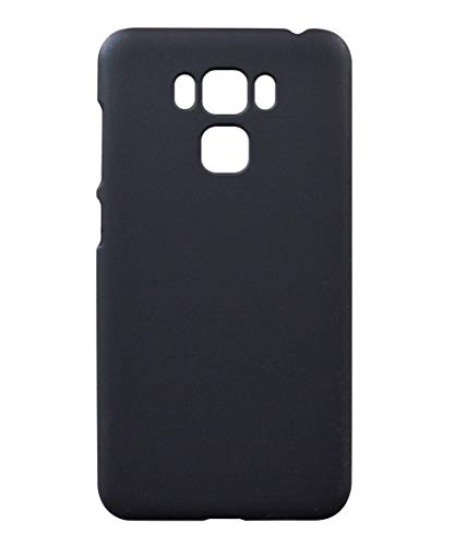 COVERBLACK Plastic Back Cover for Asus Zenfone 3 Max ZC553KL -5.5 Inch - Black