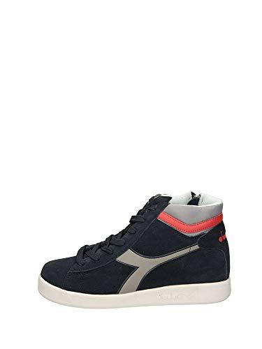 Diadora 101.173988 Sneakers Alte Bambino Blu 37