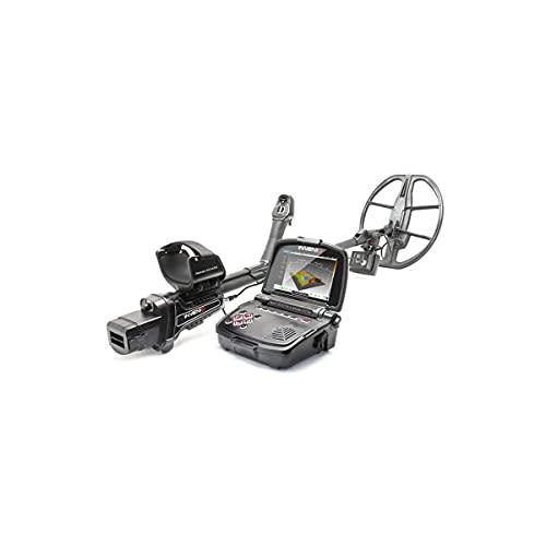 Nokta Invenio Pro Metal Detector with 22x19', 15.5x14' & 11x7' DD Waterproof...