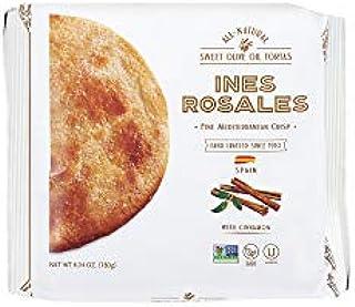 Ines Rosales, Tortas Cinnamon, 6.34 Oz Case of 10