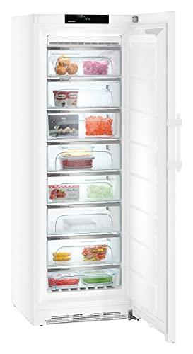 Liebherr GN 5275 Premium Stand Gefrierschrank, 370 L, NoFrost, BluPerformance, weiß