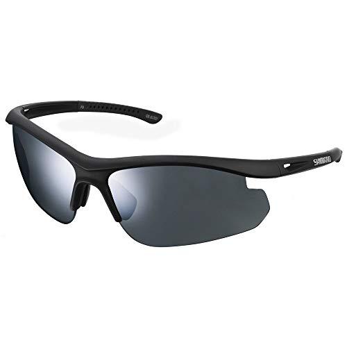 SHIMANO GAFAS Solstice MR Negro Sonnenbrille, Black (schwarz)